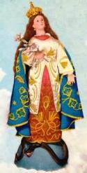 Virgen de la Esperanza (Jacona, Michoacán, Mexico)