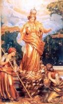 Madonna della Misericordia (Our Lady of Mercy), Croce di Savenone, Pezzaze, Bovegno, Brescia, Lombardy, Italy