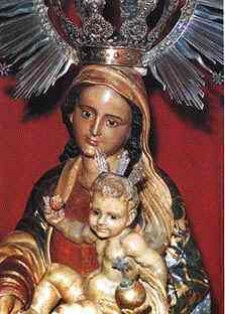 nuestra señora del olvido triunfo y misericordias (Our Lady of Forgetfulness, Triumph and Mercy), Guadalajara Castilla - La Mancha - Spain