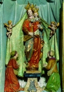 Madonna della Misericordia, Gallivaggio, Italy