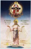 Nossa Senhora Medianeira de Todas as Graças (Our Lady Mediatrix of All Graces), Santa Maria, Rio Grande do Sul, Brazil