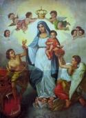 Nuestra Senora de Luz / Our Lady of Light (Palermo, Sicily, Italy)