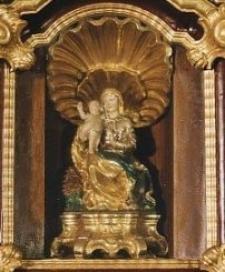 Unserer Lieben Frau im Nussbaum (Our Lady of the Walnut), Höchstberg, Gundelsheim, Baden-Württemberg, Germany