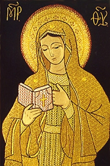 Icon of the Mother of God of Kaluga, Tinkova, Russia
