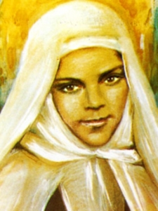 Apparition to Bl. Mariam Baouardy - Abellin, Palestine
