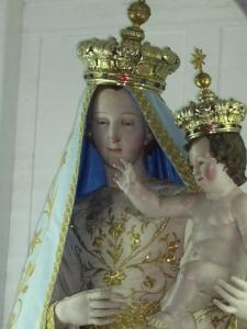 Maria Santissima delle Grazie / Most Holy Mary of Graces (Torre di Ruggiero, Cosenza, Calabria, Italy)