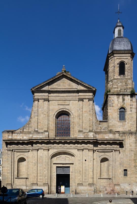 Basilique Saint-Sauveur de Rennes